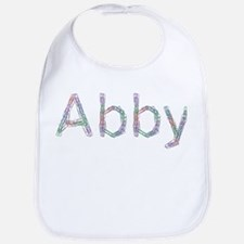 Abby Paper Clips Bib