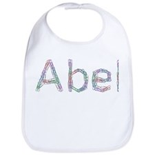 Abel Paper Clips Bib
