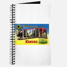 Wichita Kansas Greetings Journal