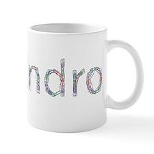 Alejandro Paper Clips Mug