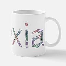 Alexia Paper Clips Mug