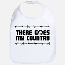 There goes my country Bib