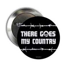 "There goes my country 2.25"" Button (10 pack)"