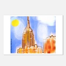 Postcards (Package of 8) Empire State Building, NY