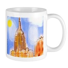 Empire State Building, New York City Mug
