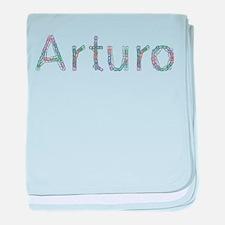 Arturo Paper Clips baby blanket