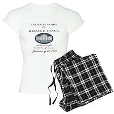 2013 Obama inauguration day Pajamas