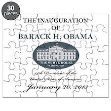 2013 Obama inauguration day Puzzle