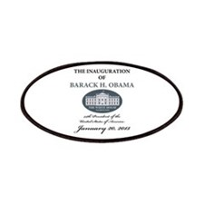 2013 Obama inauguration day Patches