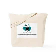 Forgotten Feral Cat Rescue Tote Bag