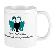 Forgotten Feral Cat Rescue Mug