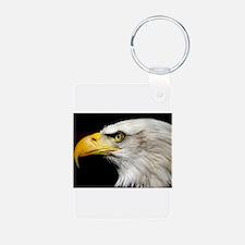 American Bald Eagle Keychains