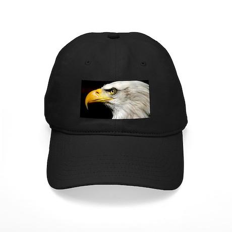 American Bald Eagle Black Cap
