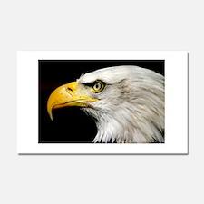 American Bald Eagle Car Magnet 20 x 12