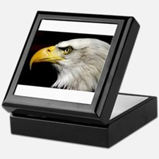 American Bald Eagle Keepsake Box