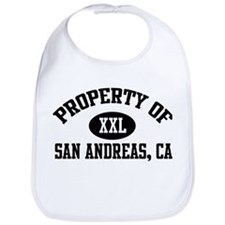 Property of SAN ANDREAS Bib