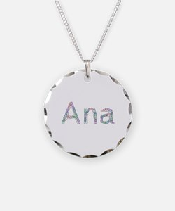 Ana Paper Clips Necklace