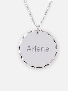 Arlene Paper Clips Necklace
