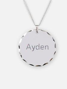 Ayden Paper Clips Necklace
