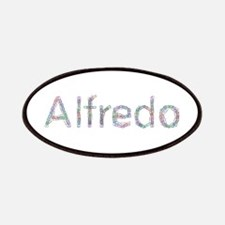 Alfredo Paper Clips Patch