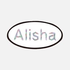 Alisha Paper Clips Patch