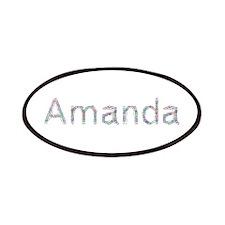Amanda Paper Clips Patch
