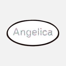Angelica Paper Clips Patch