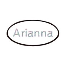 Arianna Paper Clips Patch
