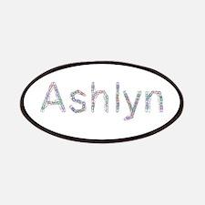 Ashlyn Paper Clips Patch