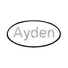 Ayden Paper Clips Patch
