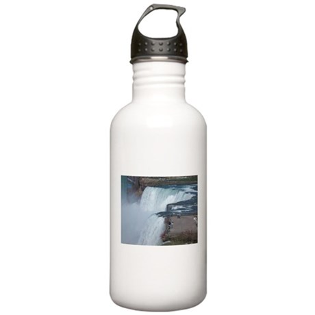 Niagara Falls, NY Stainless Water Bottle 1.0L