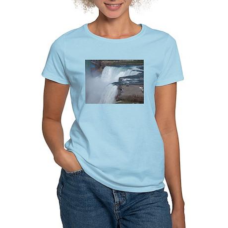 Niagara Falls, NY Women's Light T-Shirt