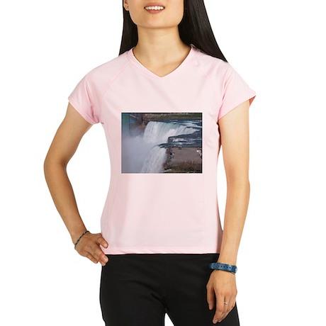 Niagara Falls, NY Performance Dry T-Shirt