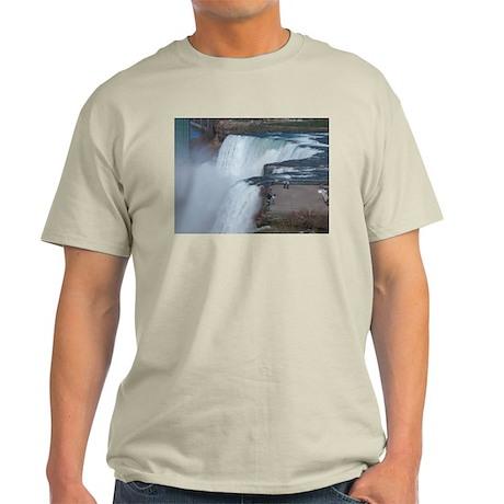Niagara Falls, NY Light T-Shirt