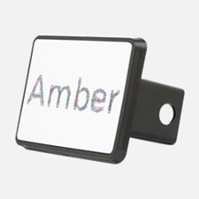 Amber Paper Clips Hitch Cover