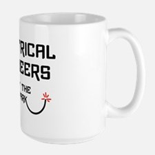 Electrical Engineers Sparks Mug