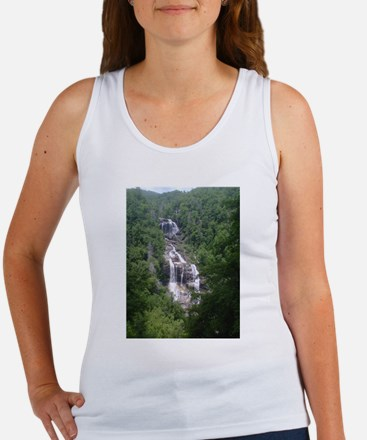 High Falls, Dupont State Forrest, NC Women's Tank