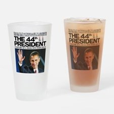 44th President.png Drinking Glass