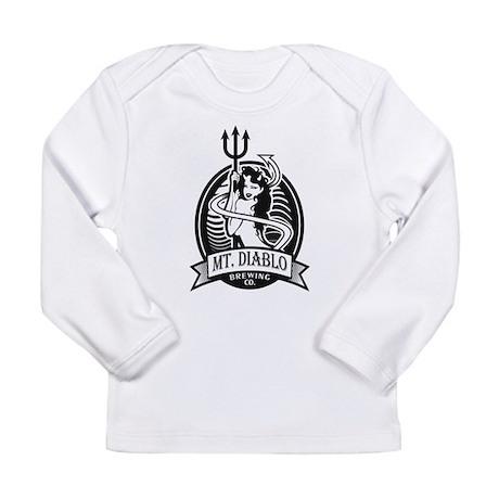 Diablo Beer Long Sleeve Infant T-Shirt