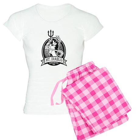 Diablo Beer Women's Light Pajamas