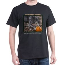 Nira's Halloween Black T-Shirt
