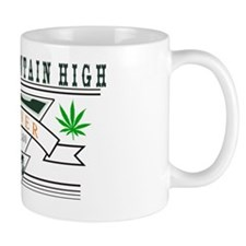 Denver Colorado Cannabis Small Mug