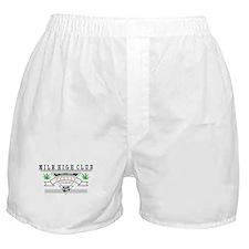 Denver Colorado Marijuana Boxer Shorts
