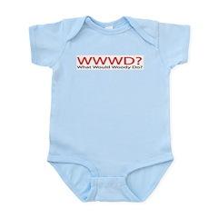 WWWD? Infant Creeper