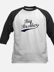 Big Brother (Blue Text) Baseball Jersey