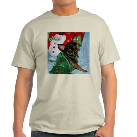 Chihuahua Christmas Light T-Shirt