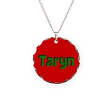 Taryn Red and Green Necklace