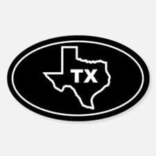 TX - Texas Decal