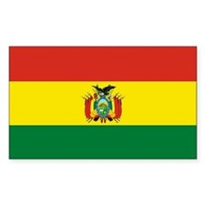 Flag of Bolivia Decal
