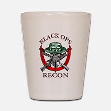 blackops logo Shot Glass
